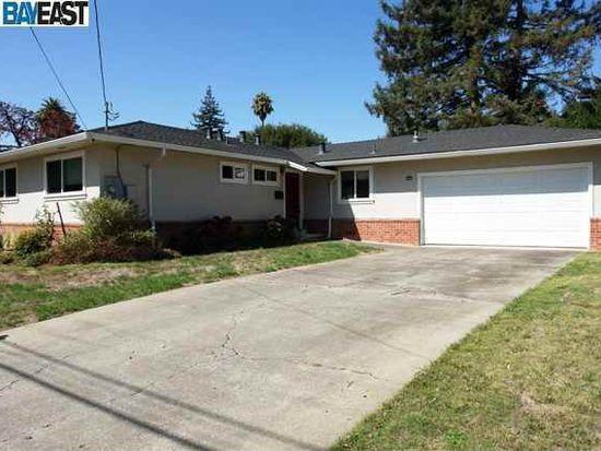451 Hillview Dr, Fremont, CA 94536
