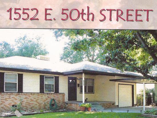 1552 E 50th St, Tulsa, OK 74105