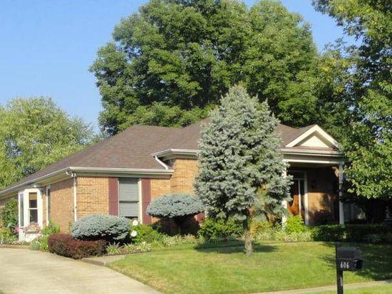 606 Hatler Ct, Louisville, KY 40223