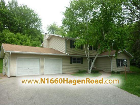 N1660 Hagen Rd, La Crosse, WI 54601
