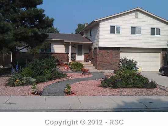 6460 Nanette Way, Colorado Springs, CO 80918