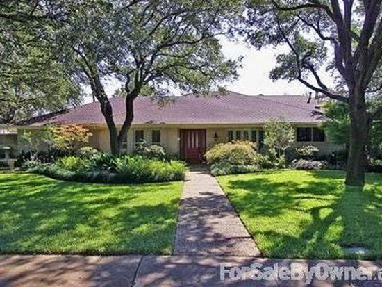 3938 Courtshire Dr, Dallas, TX 75229