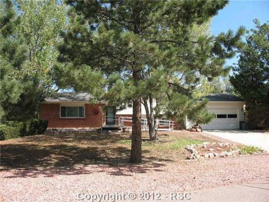 1308 Baron Rd, Colorado Springs, CO 80918