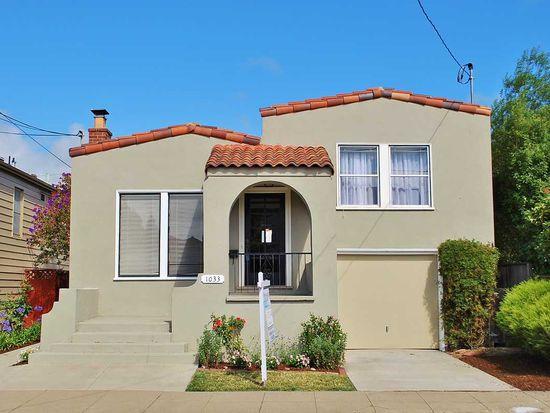 1033 College Ave, Alameda, CA 94501