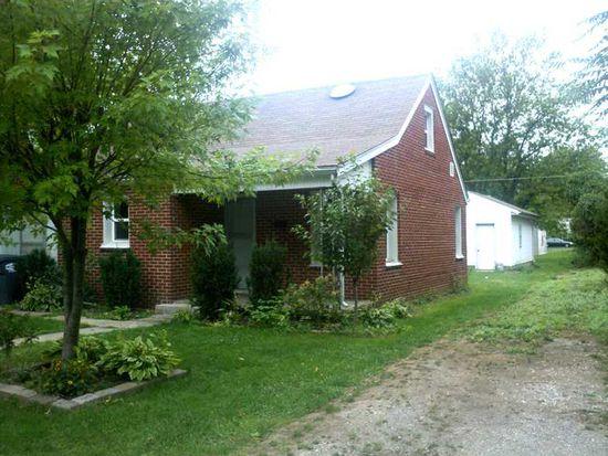 4017 Andover Rd, Anderson, IN 46013