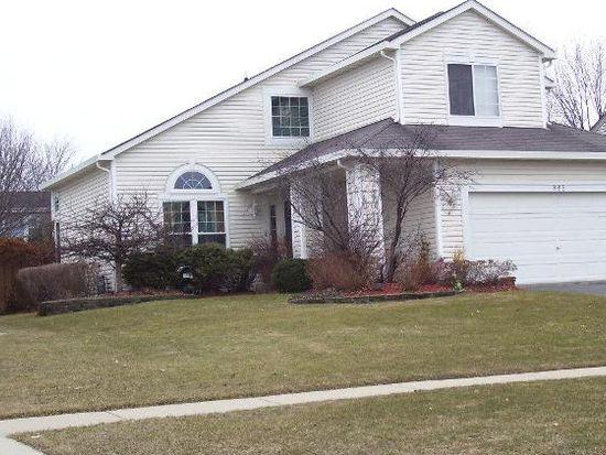865 S Castlewood Ln, Bartlett, IL 60103