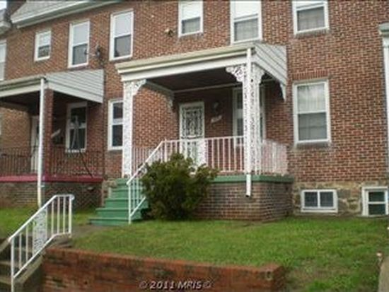 3638 Elmley Ave, Baltimore, MD 21213