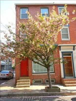 117 E West St, Baltimore, MD 21230