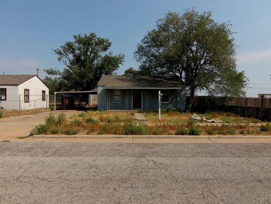 307 E Tulane St, Lubbock, TX 79403