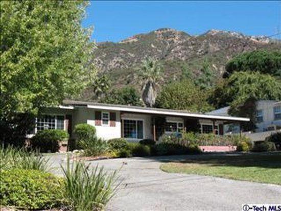 255 E Loma Alta Dr, Altadena, CA 91001