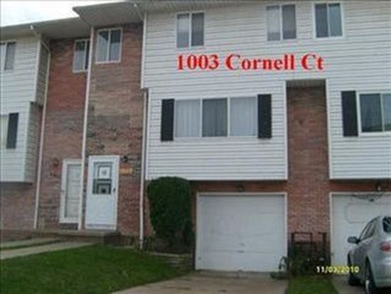 1003 Cornell Ct, Painesville, OH 44077