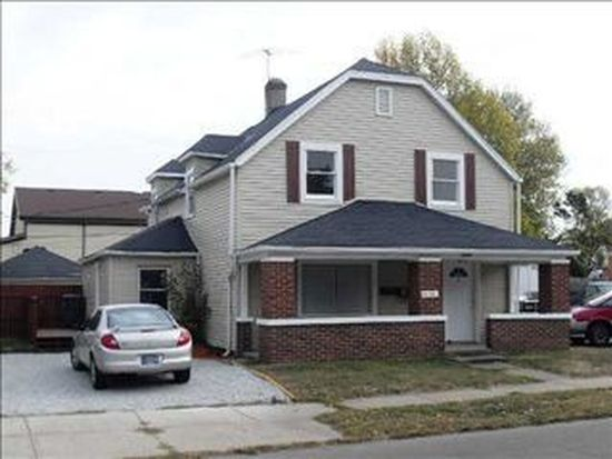 2408 Brown St, Anderson, IN 46016