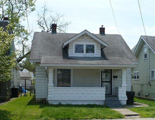 1122 Sale Ave, Louisville, KY 40215