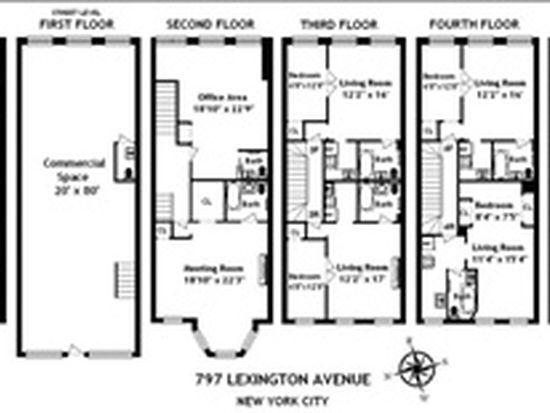 797 Lexington Ave, New York, NY 10065