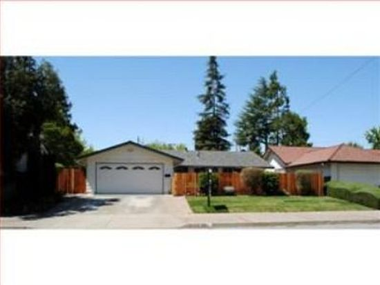 1191 Elmsford Dr, Cupertino, CA 95014