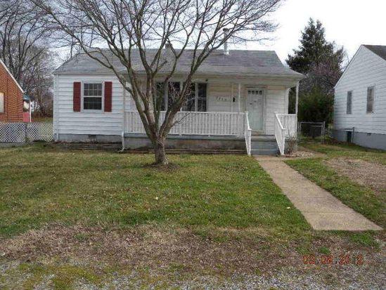 3319 Birchlawn Ave NW, Roanoke, VA 24012