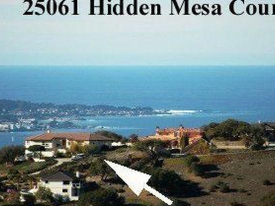 25061 Hidden Mesa Ct, Monterey, CA 93940