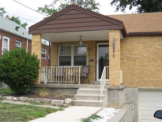 3908 Darwin Ave, Cincinnati, OH 45211