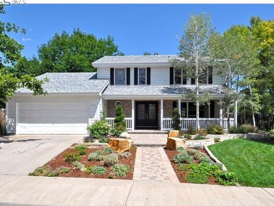 1642 Collindale Dr, Fort Collins, CO 80525