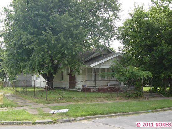 731 N Saint Louis Ave, Tulsa, OK 74106