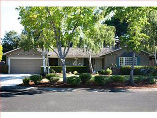 1866 Dalehurst Ave, Los Altos, CA 94024