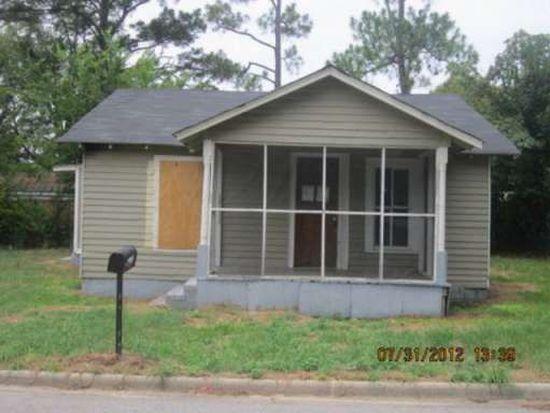 4193 Dorothy Ave, Macon, GA 31206