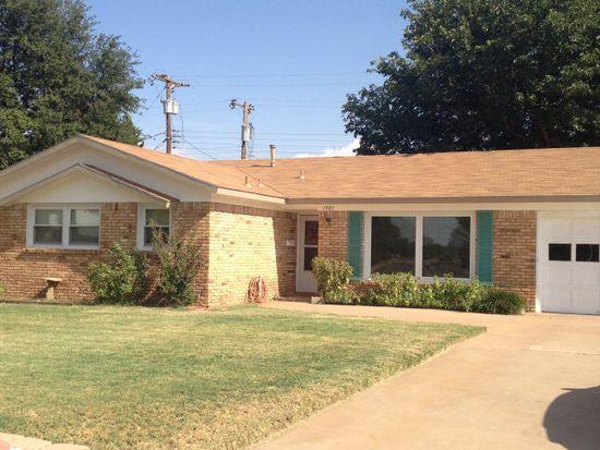 1901 67th St, Lubbock, TX 79412