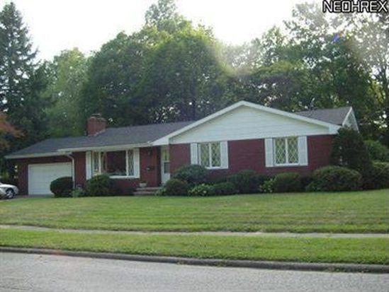 1425 Lyndon Ave, Ashtabula, OH 44004