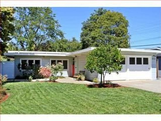 3541 Emerson St, Palo Alto, CA 94306