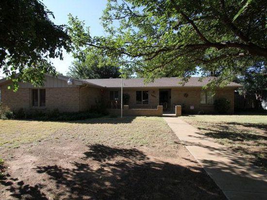 2801 69th St, Lubbock, TX 79413