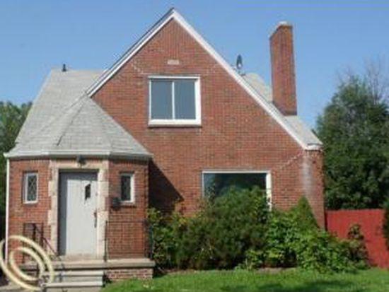 7255 Rosemont Ave, Detroit, MI 48228