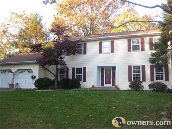 25 Berkshire Dr, Princeton Junction, NJ 08550