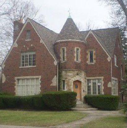 15910 Warwick St, Detroit, MI 48223