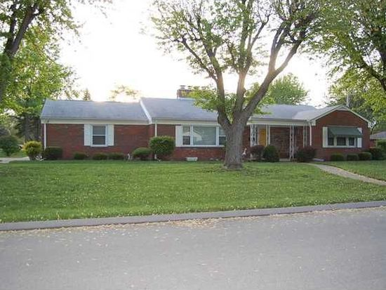1719 Edgewood Dr, Anderson, IN 46011