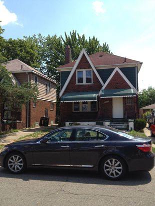 16248 Washburn St, Detroit, MI 48221