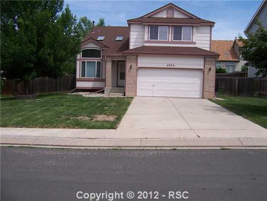 4935 Townsend Dr, Colorado Springs, CO 80922