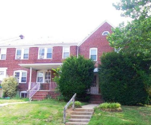 331 Westshire Rd, Baltimore, MD 21229