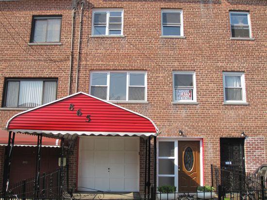 865 E 223rd St, Bronx, NY 10466