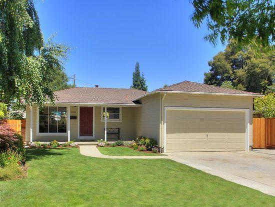 1081 Tehama Ave, Menlo Park, CA 94025