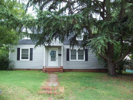 213 Williams St, Roanoke Rapids, NC 27870