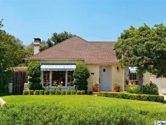 1163 Heather Sq, Pasadena, CA 91104