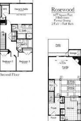 536 Matheson Pl, Cary, NC 27511