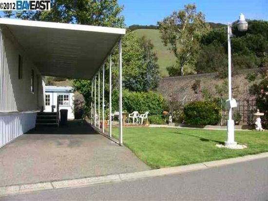 711 Old Canyon Rd SPC 174, Fremont, CA 94536