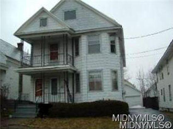 1666 Seymour Ave, Utica, NY 13501