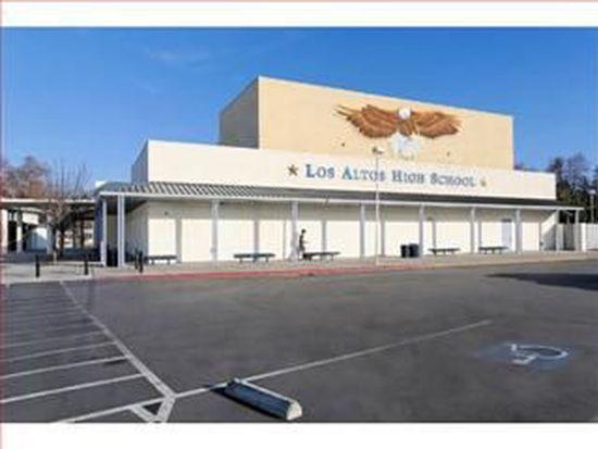 287 S El Monte Ave, Los Altos, CA 94022