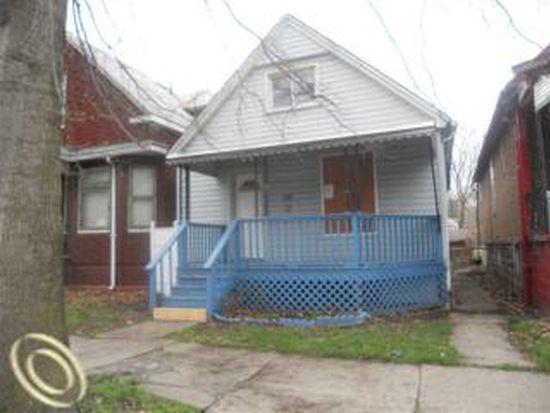 8034 Rathbone St, Detroit, MI 48209
