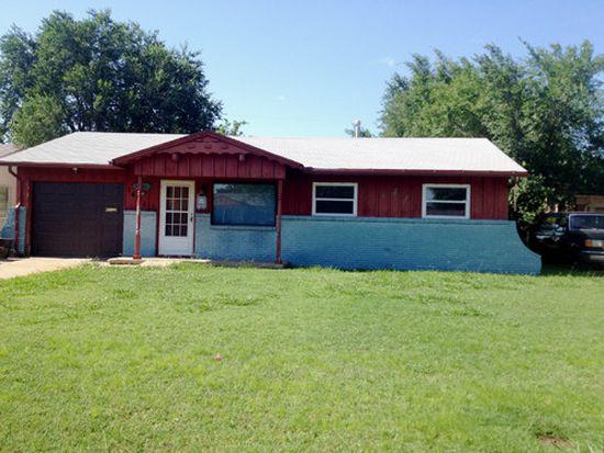 1421 SW 63rd St, Oklahoma City, OK 73159