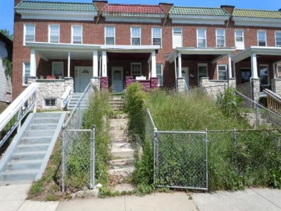 4122 Fairview Ave, Baltimore, MD 21216
