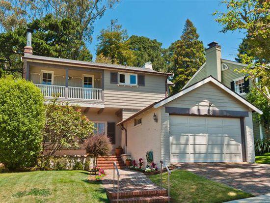 340 Castenada Ave, San Francisco, CA 94116