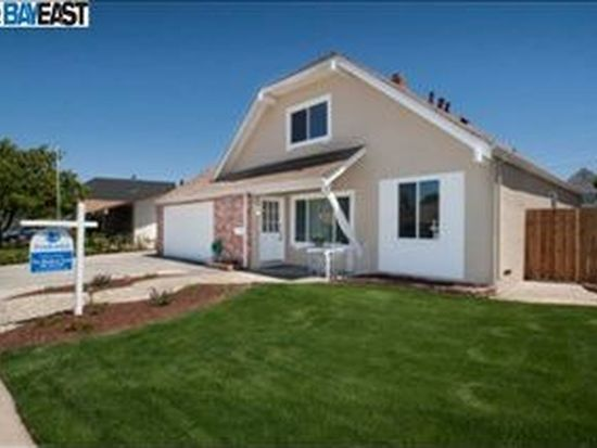 4656 Griffith Ave, Fremont, CA 94538